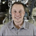 SpacX Founder Elon Musk