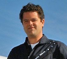 Peter Siebold (Photo: Scaled Composites)