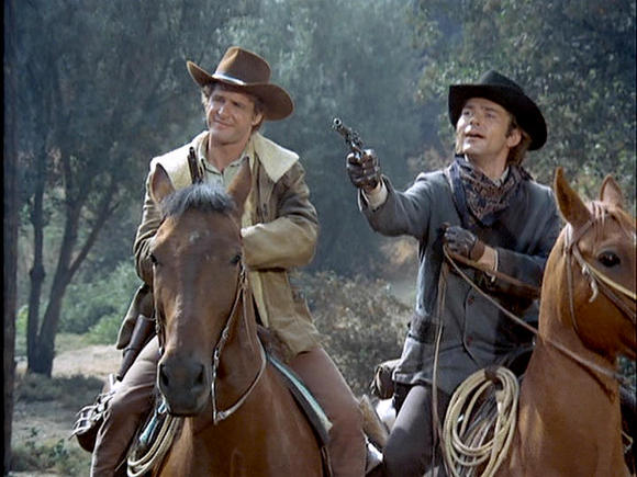 "Kid Curry and Hannibal Heyes - ""Alias Smith and Jones"""