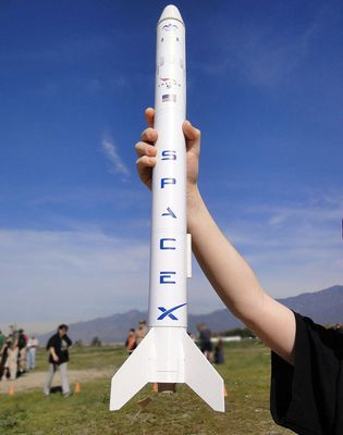 How To Build A Rocket That Can Fly