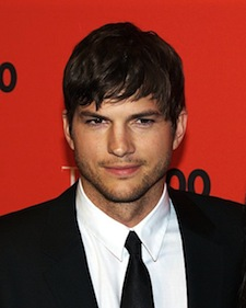 Ashton Kutcher, future millionaut. (Credit: David Shankbone)