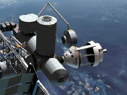 Atk Completes Final Milestone Under Commercial Crew Space Act