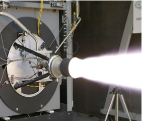 ORBITEC Vision rocket engine. (Credit: ORBITEC)