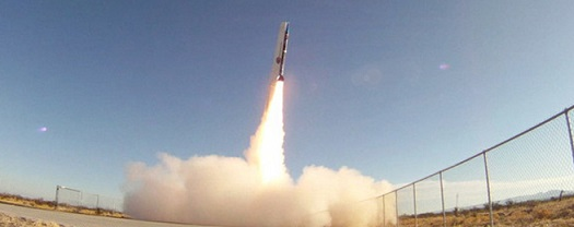 SpaceLoft_launch