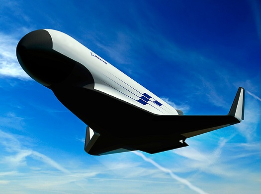 XS-1 vehicle (Credit: Boeing)