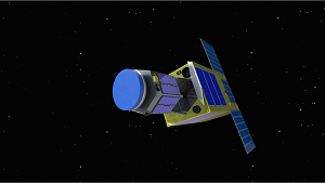 ADRAS spacecraft (Credit: ASTROSCALE)