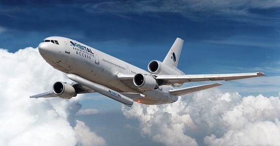 Orbital Access DC-10 air launch system. (Credit: Orbital Access)