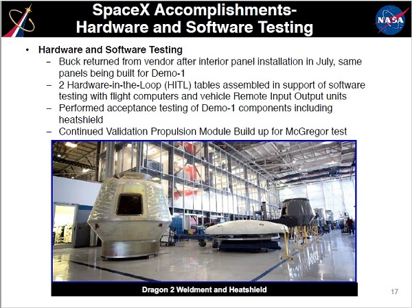 spacex testing schedule - photo #10