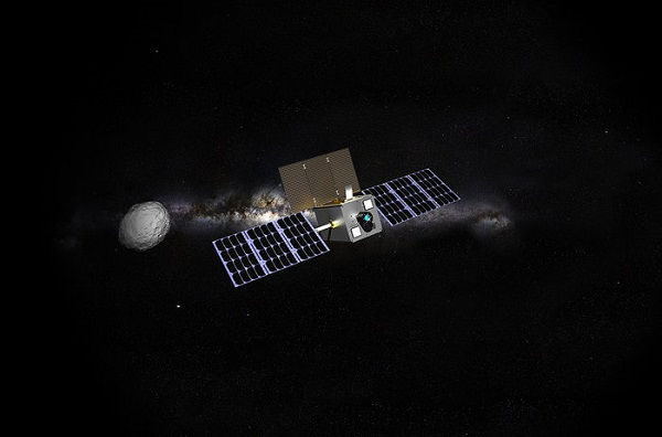 ESA to Launch Deep-space Asteroid Surveying CubeSat