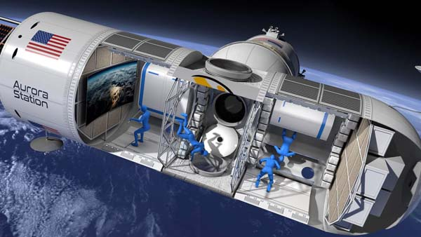 Orion Span Announces Plan for Space Hotel