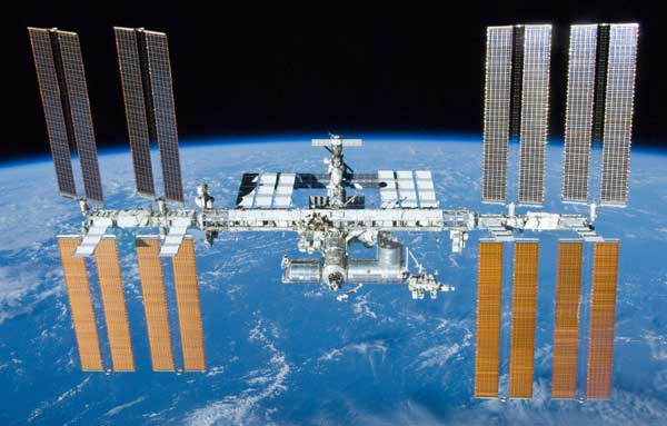 The Space Foundation to Honor ISS, Chang'e-4 Mission