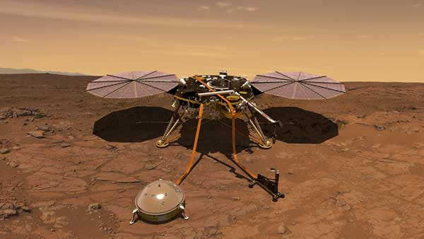 ESA Lends a Hand to NASA at Mars