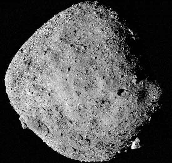 NASA's OSIRIS-REx Spacecraft Enters Close Orbit Around Bennu, Breaking Record
