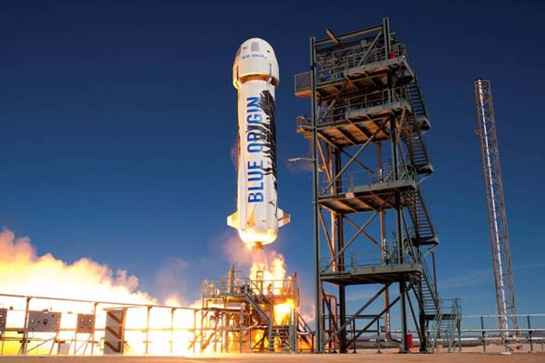 Shad Canada Brings Space Exploration Online with Blue Origin