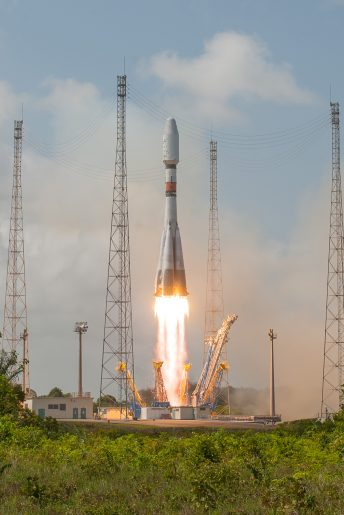 Arianespace Supports France and European Defense with CSO-1 Satellite's Launch