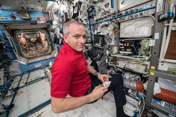 Aging Faster in Space to Age Better on Earth