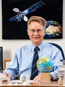 Retired Orbital ATK CEO David W. Thompson to Receive 2019 National Space Trophy