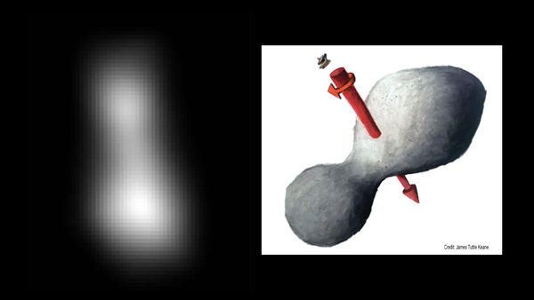 New Horizons Successfully Flies By Ultima Thule