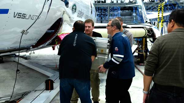 Virgin Galactic Helps NASA Mature Space Tech on Second ...
