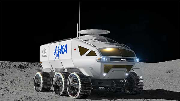 JAXA & Toyota Agree on Taking Up the Challenge of International Space Exploration