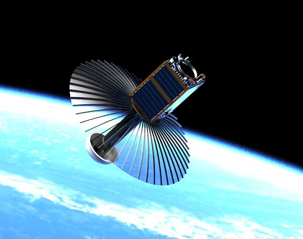 SSTL and OSS Collaborate on Smallsat SAR Payload