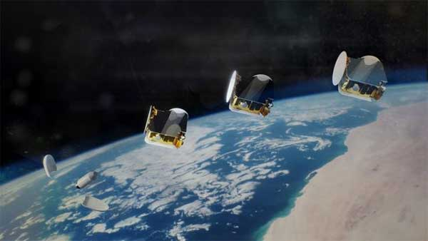 Airbus Wins 3 Satellite Deal from Inmarsat for Revolutionary Reconfigurable Spacecraft