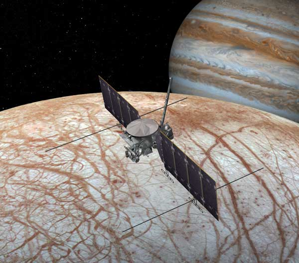 NASA IG to Congress: Let Space Agency Select Europa Clipper Launchers