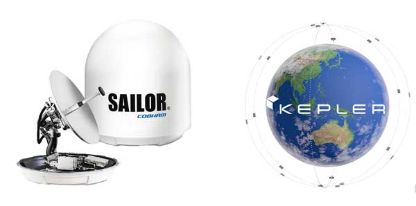 Kepler Communications, Cobham SATCOM Form Strategic Partnership for High-capacity Satellite Data Delivery