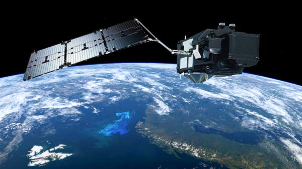 ESA Selects Thales Alenia Space Proposals for Copernicus Project