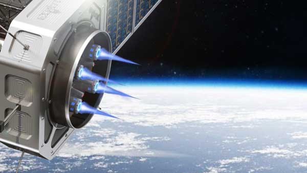Exotrail Signs Contract with CNES to Develop Cluster of Thrusters