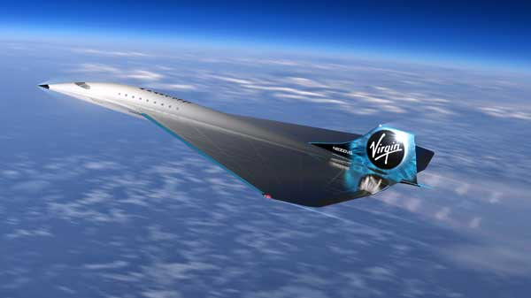 This image has an empty alt attribute; its file name is Virgin_Galactic_Mach3_jet.jpg