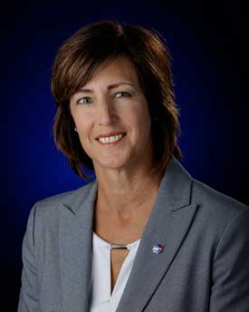 NASA Names Robyn Gatens Acting Director for International Space Station